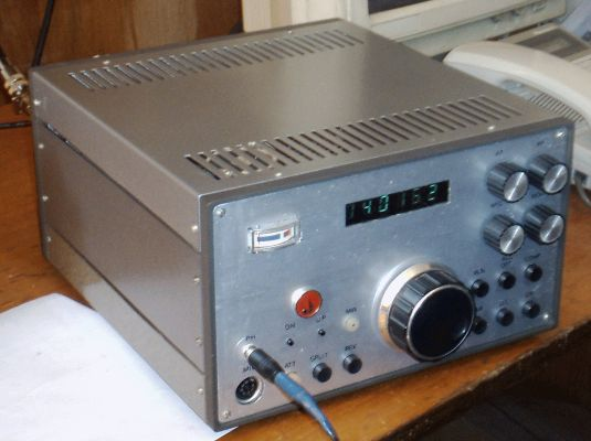 Transceiver US Tril (Трель) - RW4LQ Anface
